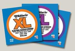 D'addario EXL157 Guitar Electric Baritone - .1 set