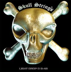 Skull Strings Drop Line - .1 sæt