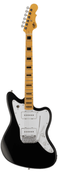 G&L Tribute Doheny Jet Black (Tinted Maple Neck)
