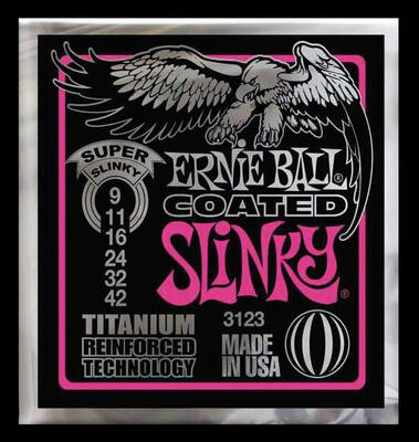 Ernie Ball RPS coated