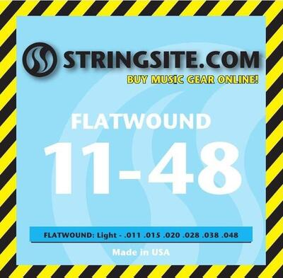 .Electric Flatwound - 10 set (Light)