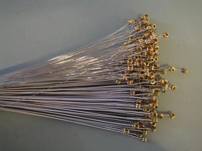 Nickel Wound single string - .044 (6 pcs)